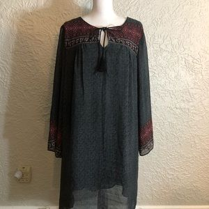 Bigger Ladies Boho Dress.  Excellent!